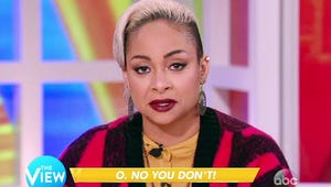 """Raven-Symone Defends Univision Host's Michelle Obama Comments: """"Some People Just Look Like Animals"""""""
