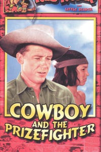 Cowboy and the Prizefighter as Stevenson