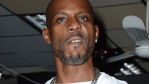DMX Released from Hospital After Parking Lot Collapse