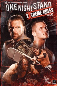 WWE: One Night Stand 2008 - Extreme Rules