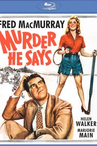 Murder, He Says as Vic Hardy