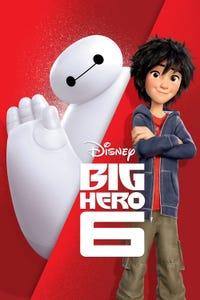 Big Hero 6 as Go Go Tomago