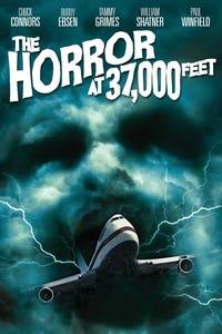 The Horror at 37,000 Feet as Captain Ernie Slade