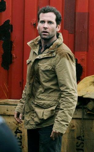 """Covert Affairs - Season 1 - """"In the Light"""" - Eion Baily as Ben Mercer"""