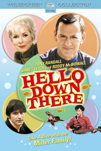 Hello Down There as Harold Webster