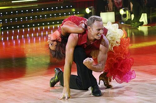 Dancing with the Stars - Season 4 - Ian Ziering and Cheryl Burke
