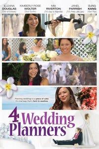 4 Wedding Planners as Hoku
