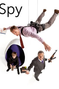 SPY as Chris Godard