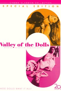 Valley of the Dolls as Ladies' Room Attendant
