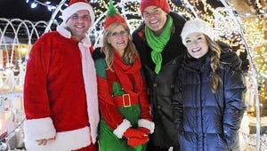 Exclusive Christmas Light Fight Sneak Peek: A Snowman Needs Surgery!