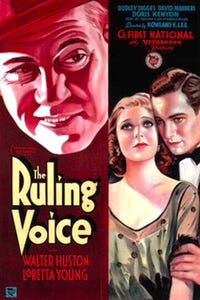 The Ruling Voice as Gloria Bannister