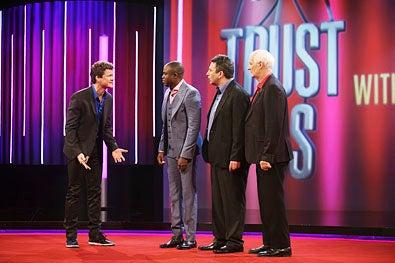 "Trust Us With Your Life - Season 1 - ""The Osbournes"" - Jonathan Mangum, Wayne Brady, Craig Cackowski and Colin Mochrie"