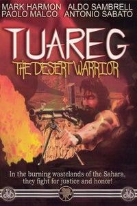 Tuareg, the Desert Warrior as Gacel Sayah