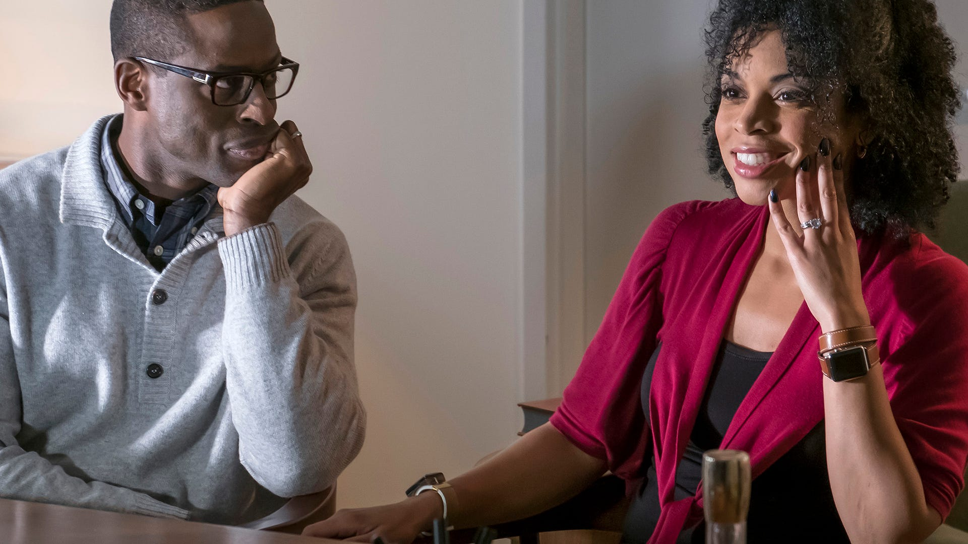Sterling K. Brown and Susan Kelechi Watson, This Is Us