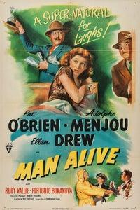Man Alive as Osborne