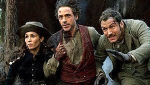 Sherlock Holmes, Chipmunks Sequels Underwhelm at Box Office