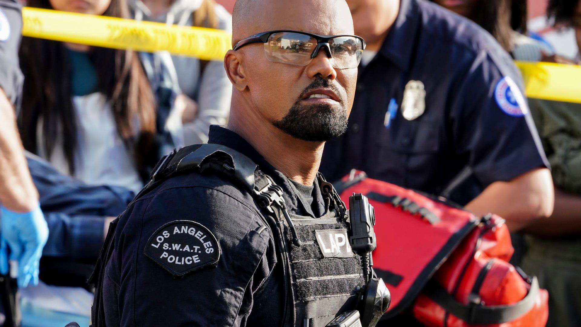 Shemar Moore, SWAT