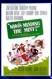 Who's Minding the Mint? as Pop Gillis