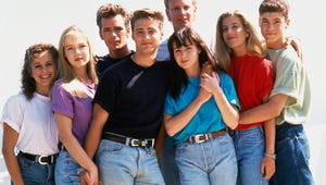 Beverly Hills, 90210 Officially Revived With the Original Cast -- And a Twist