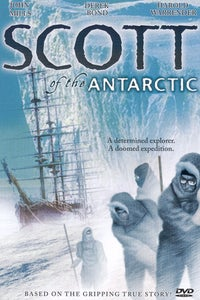 Scott of the Antarctic as Bernard Day