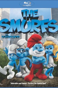 The Smurfs as Party Guest