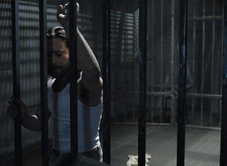 "Battlestar Galactica - Season 3 - ""Dirty Hands"" - James Callis as Dr. Gaius Baltar"