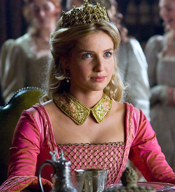 The Tudors - Season 3 - Episode 1 - Annabelle Wallis as Jane Seymour
