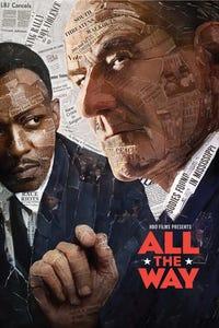 All the Way as Lyndon Johnson