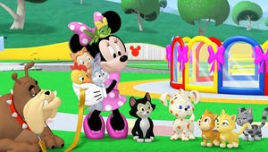 """First Look: Minnie Mouse in """"Minnie's Pet Salon"""""""