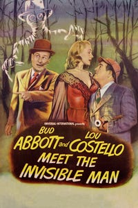 Abbott and Costello Meet the Invisible Man as Milt