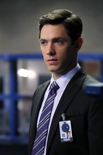 "Intelligence - Season 1 - ""Red X"" -  Michael Rady"