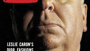 TV Guide Magazine's 60th Anniversary: Record-breaking Photographer Gene Trindl