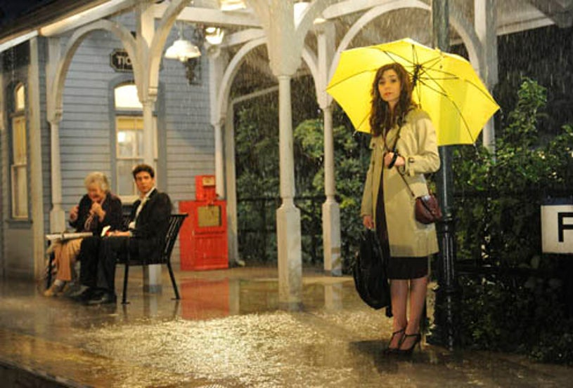 """How I Met Your Mother - Season 9 - """"Last Forever Parts One and Two"""" - Josh Radnor as Ted, Cristin Milioti as Tracy"""