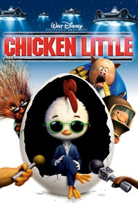 Chicken Little as Ace, Hollywood Chicken Little