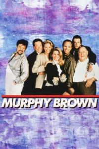 Murphy Brown as John Rennie