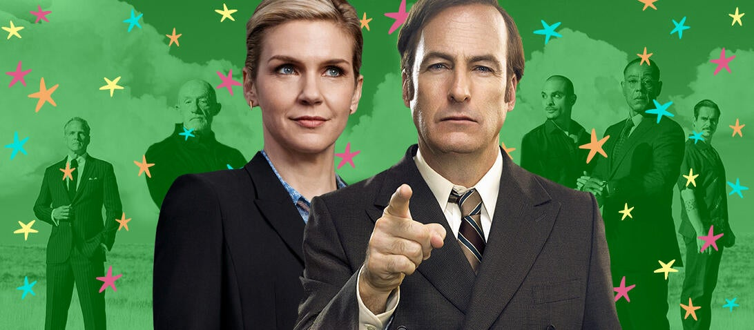 Better Call Saul for 100 Best Shows
