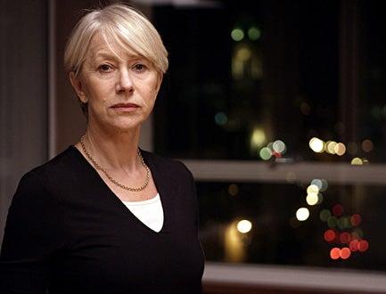 """Prime Suspect: The Final Act"" - Helen Mirren as Detective Superintendent Jane Tennison"
