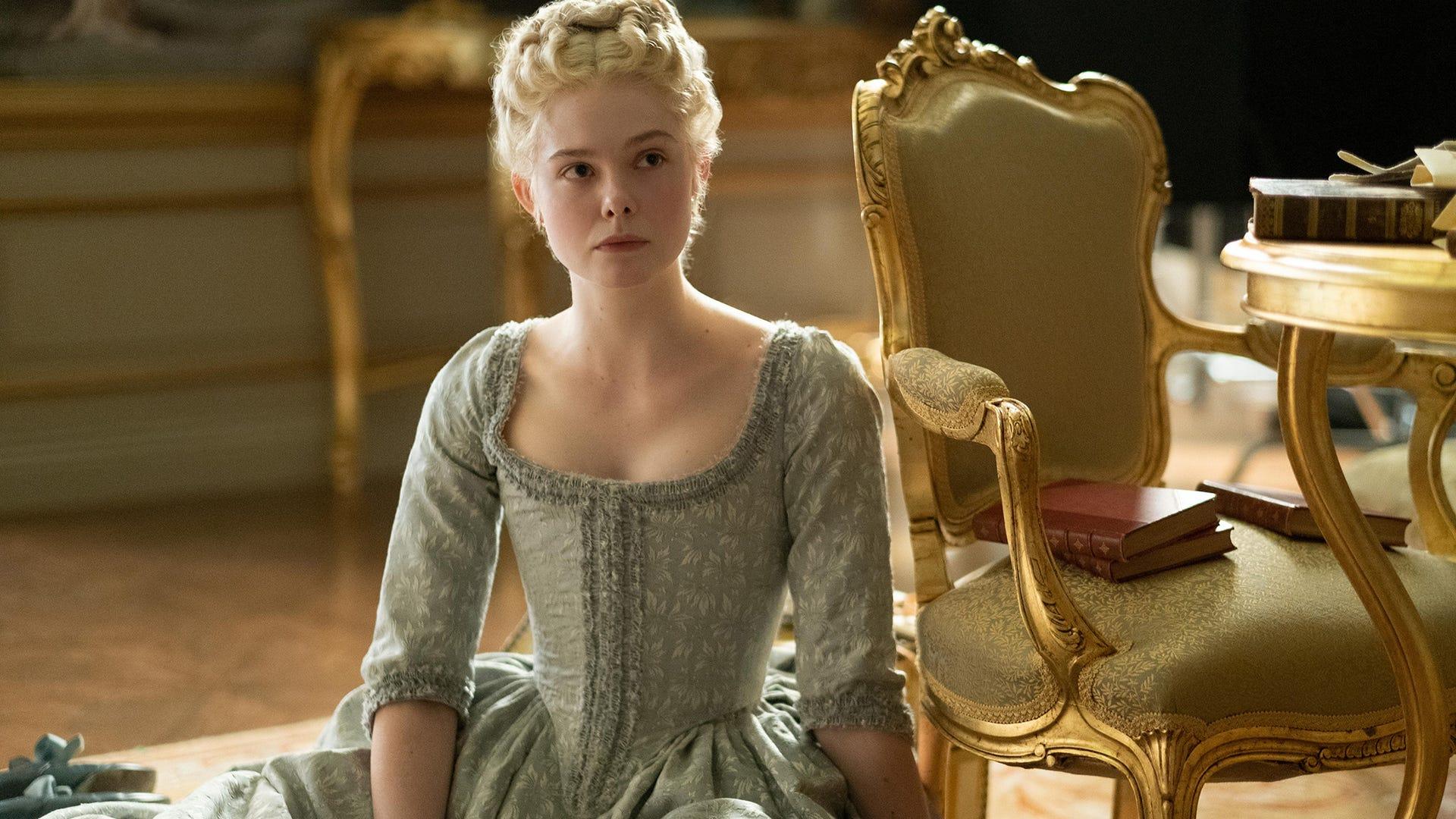 Elle Fanning, The Great