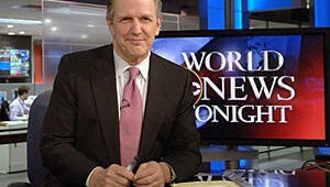 Charles Gibson to Leave World News Tonight