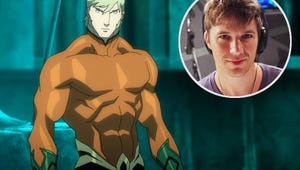 First Look: Aquaman Claims the Throne of Atlantis