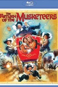 The Return of the Musketeers as Caddie