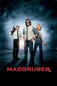 MacGruber as MacGruber
