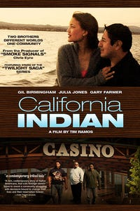 California Indian as Jonathan Jensen