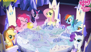 Get Your Exclusive Sneak Peek of My Little Pony Friendship Is Magic's New Season!