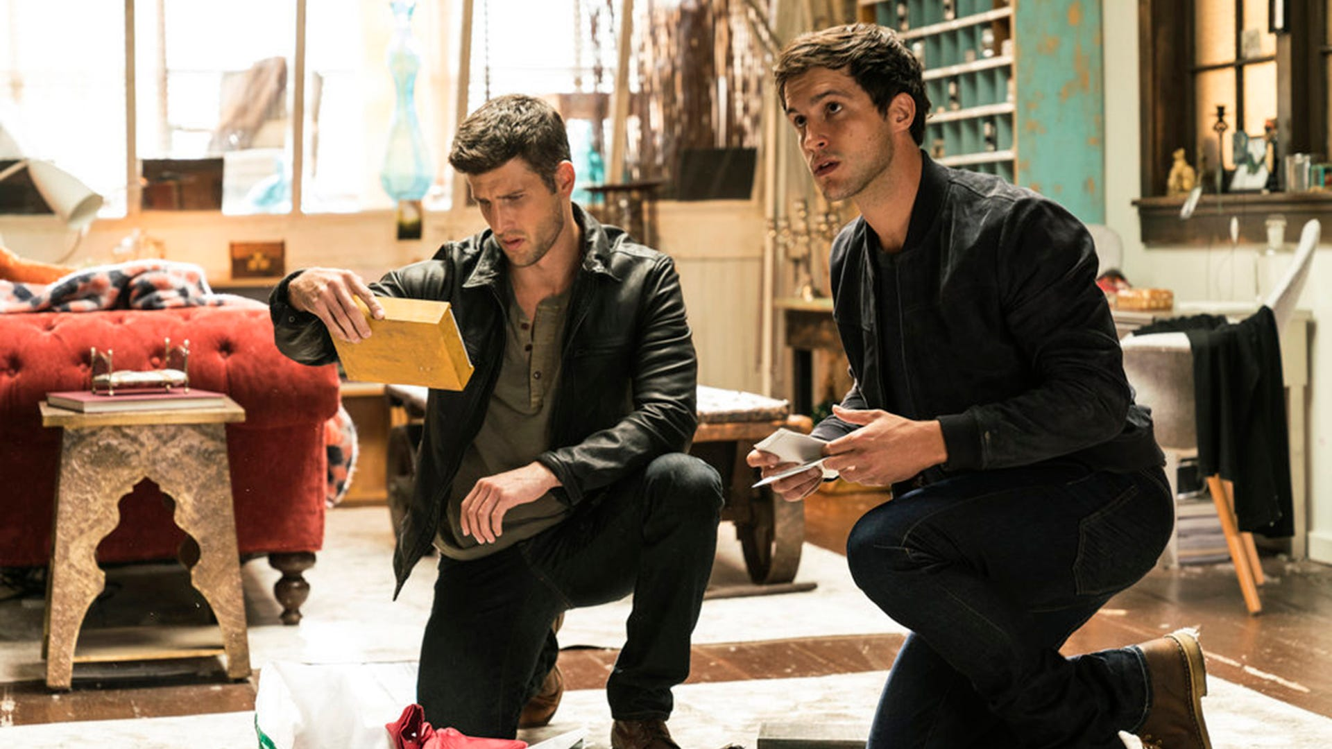 Parker Young and Rob Heaps, Imposters