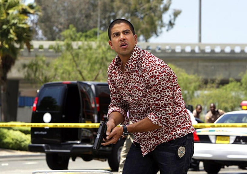 "CSI: Miami - Season 6 - ""Going Ballistic"" - Adam Rodriguez as Eric Delko"