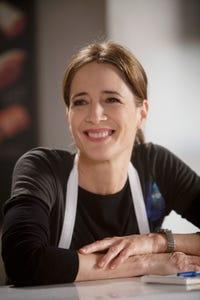 Anne Ramsay as Claudia Gideon