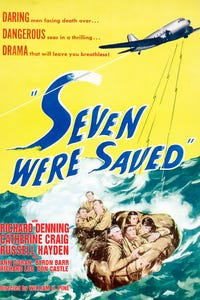 Seven Were Saved as Lt. Pete Sturdevant