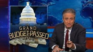 The Daily Show With Jon Stewart, Season 20 Episode 38 image