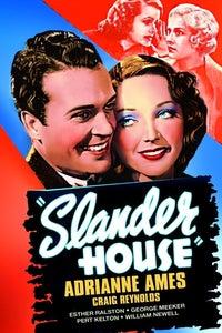 Slander House as Dr. Stallings